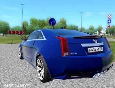 Cadillac CTS-V Coupe [1.3.3], 3 photo